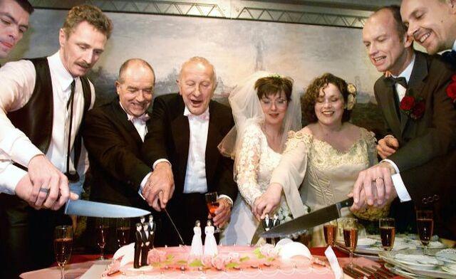 Legalización del matrimonio homosexual en Países Bajos