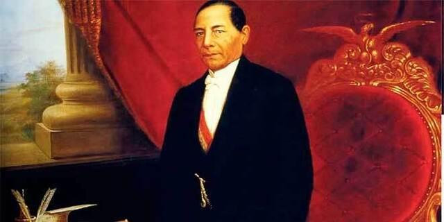 Benito Juarez asume la presidencia