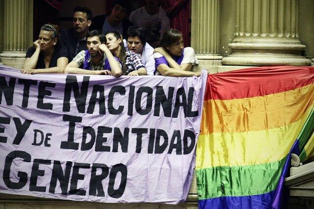 Ley de Identidad de Género en Argentina