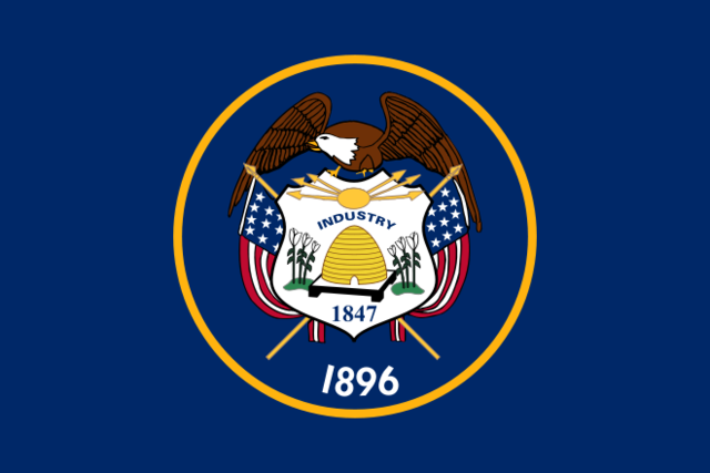 Utah Admitted as a State