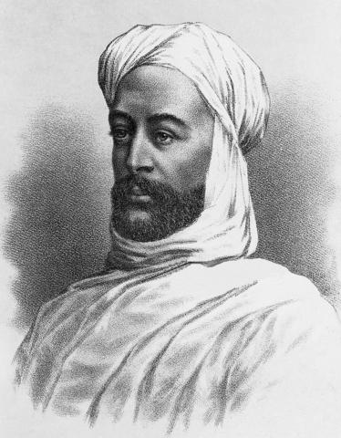 Al-Mahdi. (744-785) (Reinado: 775–785).- 3º Califa Abasí.
