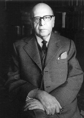 Max Horkheimer (1895–1973)
