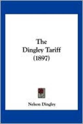 Dingley tariff