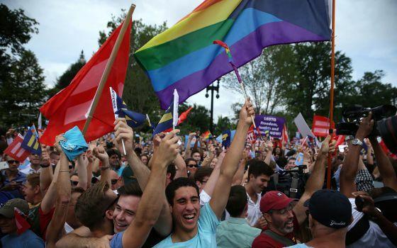 Aprobación del matrimonio homosexual en Estados Unidos