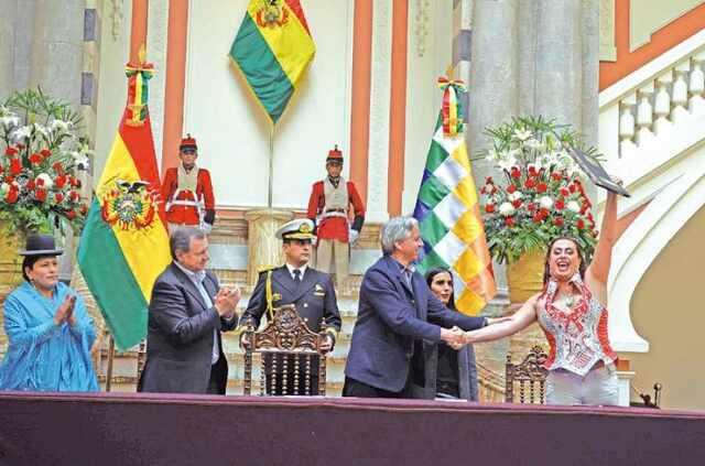 Ley de Identidad de Género en Bolivia