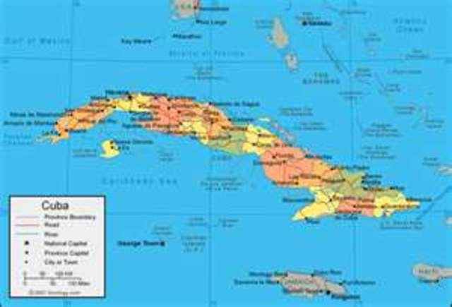 Cuban Revolt