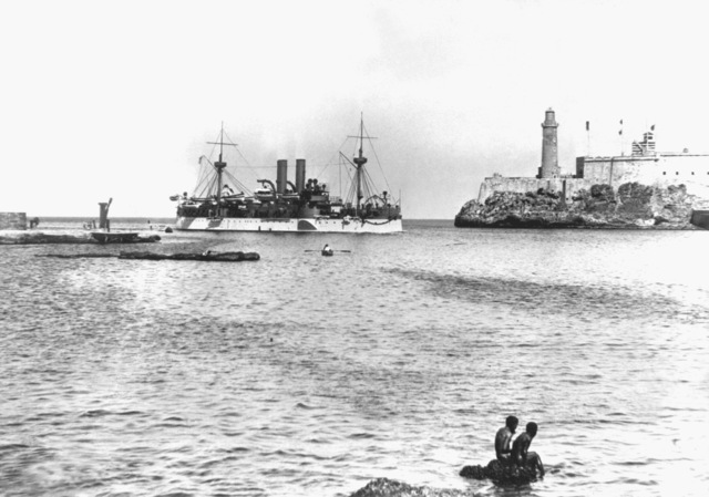 The USS Maine Explosion
