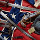 Rare confederate artifacts from the civil war