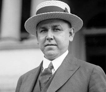 Adolfo de la Huerta como presidente interino