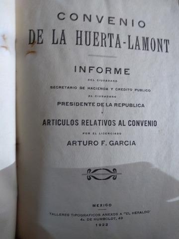 Tratados Lamont-de la Huerta