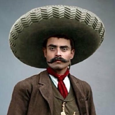 Zapata se levanta en contra de Díaz