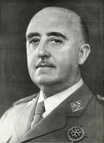 Franco escollit comandant militar únic (Nacionals)