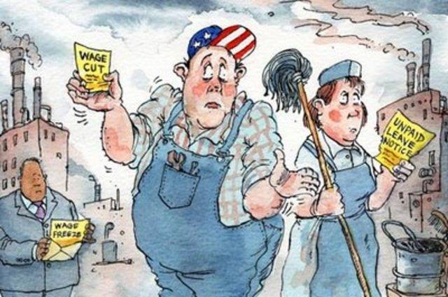 Wage Cuts