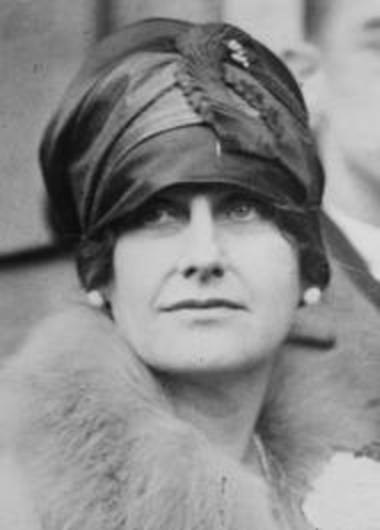 First Women Governer