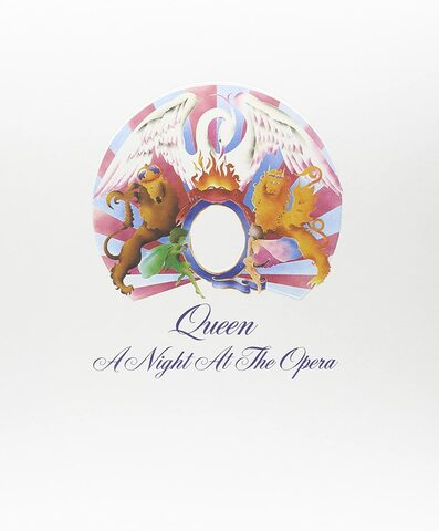 Queen lança o álbum night at the opera