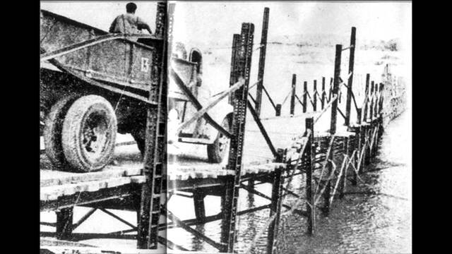 Els nacionals provoquen una nova crescuda de l'Ebre, inutilitzant durant un dia el pont de ferro de Flix.