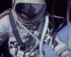 """First """"space walk"""", Voskhod 2"""