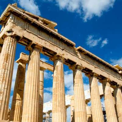 STORIA GRECA timeline
