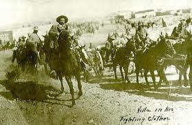 Pancho Villa invade Columbus