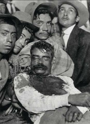 Asesinado de Zapata