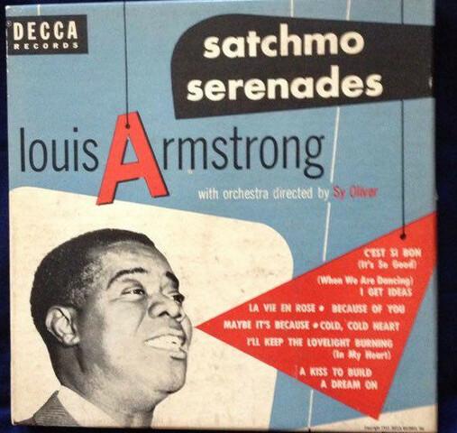 Satchmo Serenades (lanzamiento) - G:1949-1952