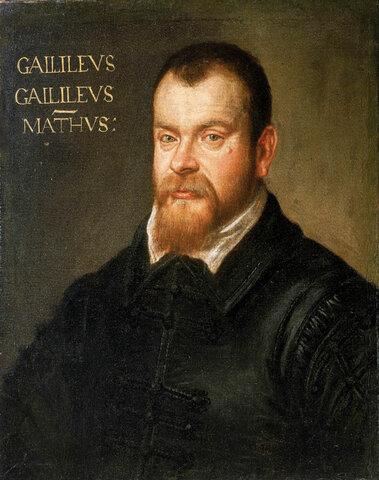 O homem chamado Galileu Galilei