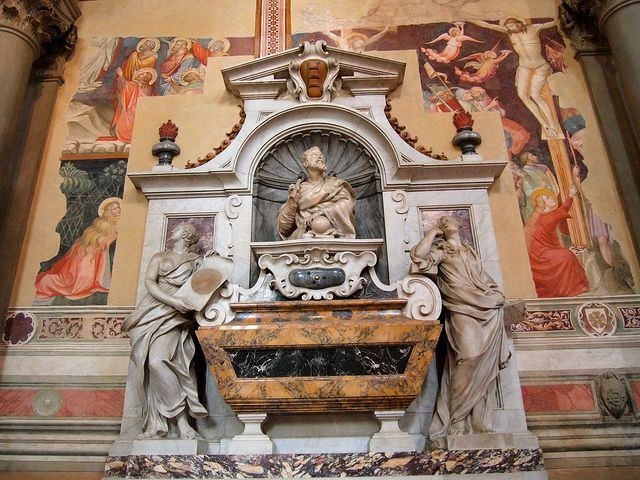 Galileu falece em Florença