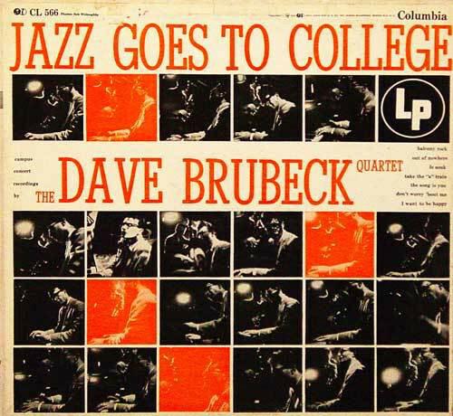 Jazz goes to College (grabación y lanzamiento)