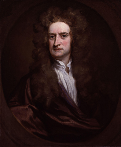 Nasce Isaac Newton