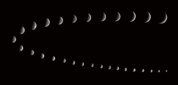 Vênus é de fases - e gera um alvoroço