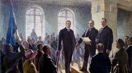 Eesti iseseisvumine timeline