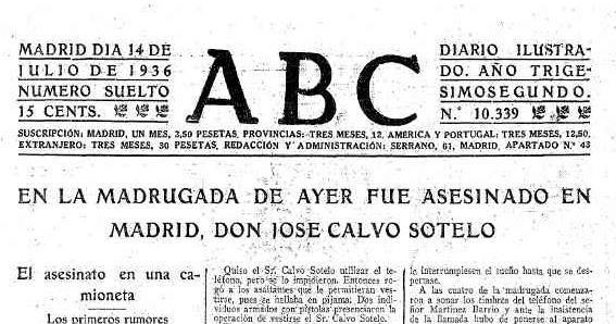 14 de juliol 1936