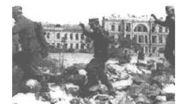 Operation Barbarossa: Battle 7