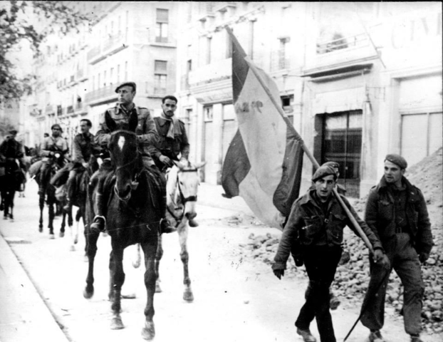 Es reobre la frontera per part de Govern francès. L'exèrcit nacional pren Tarragona.