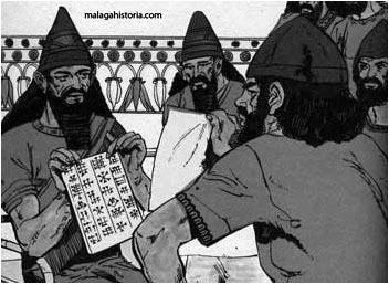 Los chinos y hebreos
