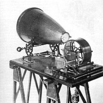 La evolución de los equipos de sonido timeline
