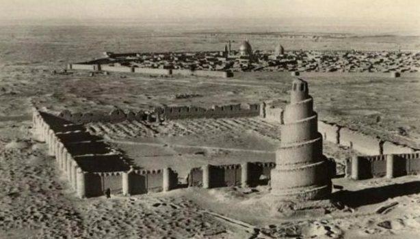 La Gran Mezquita de Samarra.