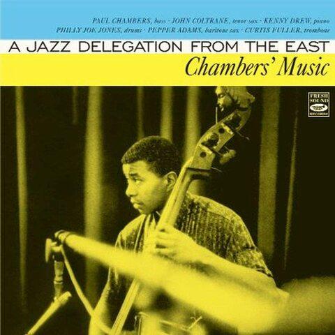 Chamber's Music (lanzamiento y grabación)