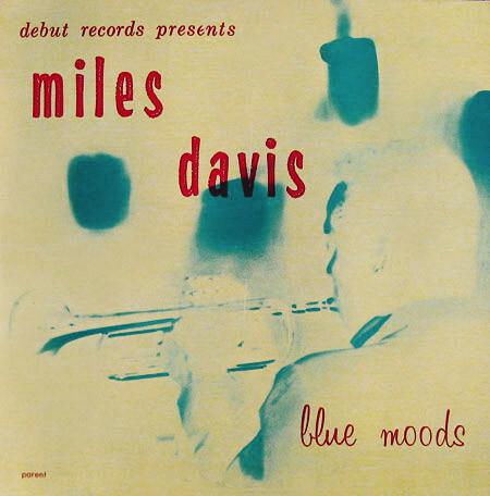 Blue Moods (grabación y lanzamiento)