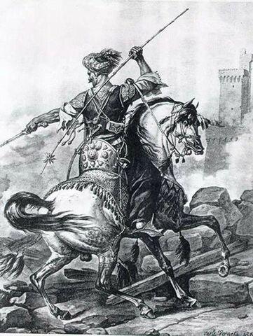 Al-Muntásir. (837-862). (Reinado: 861-862). - Califa Abasí.