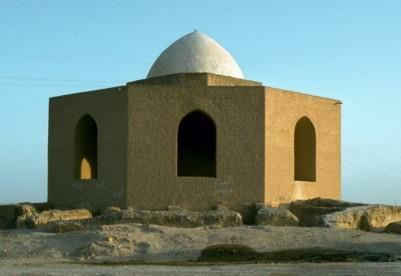Qbbat al-Sulaibiyya. (Samarra).para Al-Muntasir.