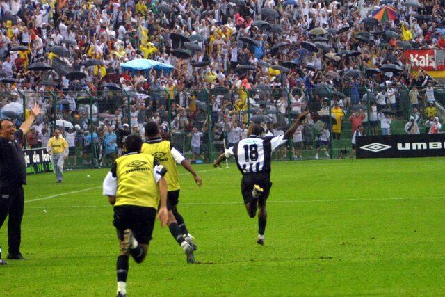 00 - Gol histórico