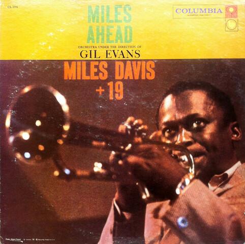 Miles Ahead (lanzamiento y grabación)