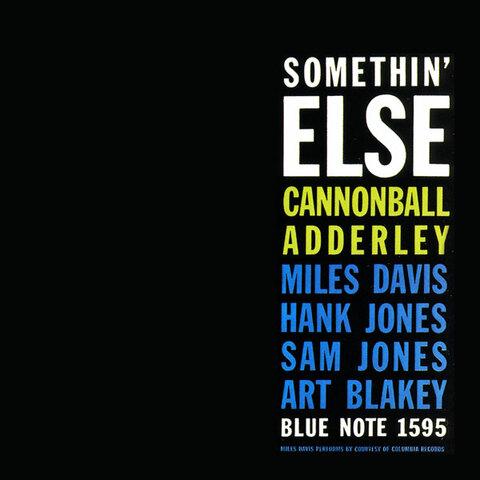 Somethin' Else (grabación y lanzamiento)