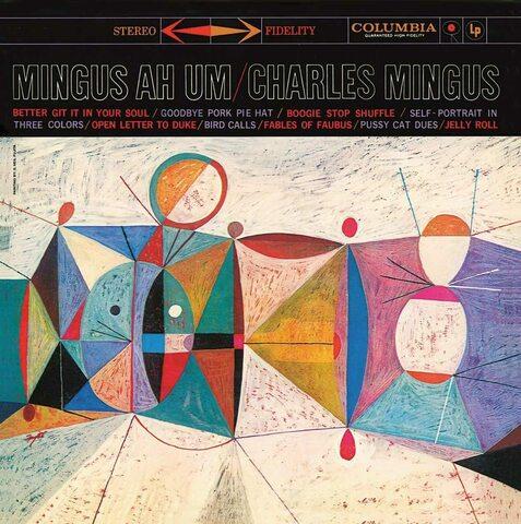 Mingus Ah Um (grabación y lanzamiento)
