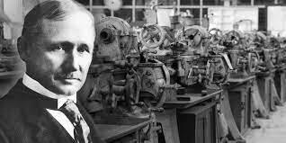 Frederick Winslow Taylor; Teorías sobre la administración científica.