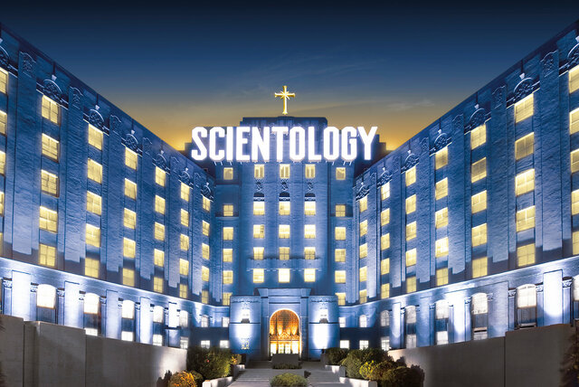 Church of Scientology founded in Los Angeles