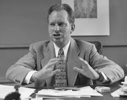 L. Ron Hubbard the founder of Scientology was born