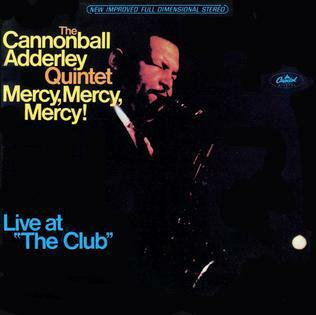 Mercy, Mercy, Mercy (grabación y lanzamiento)