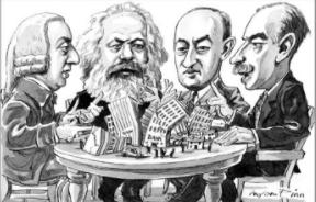 Los nuevos Keynesianos
